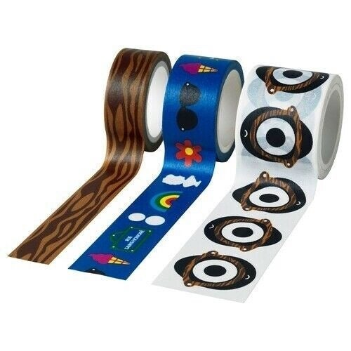 IKEA x Colette Roll of tape set of 3