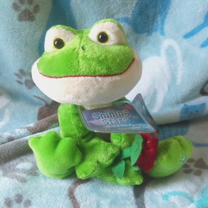 Shining Stars Frog (Valentines)