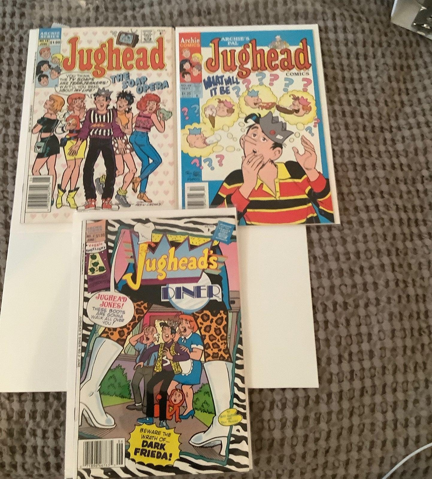 Archie Comics Jughead- 3 Copper Age issu