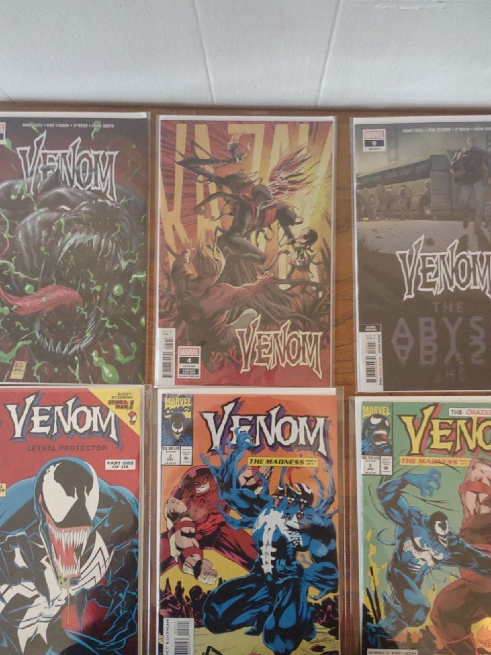 Lot from my exclusive  venom collection.