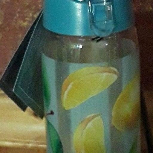 Lemon Water bottle w/infuser