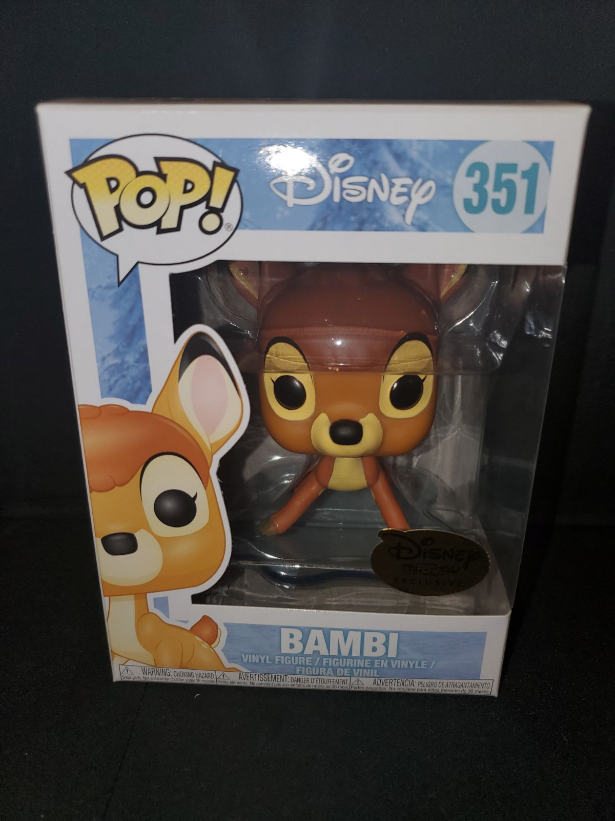 Funko Pop Disney Bambi