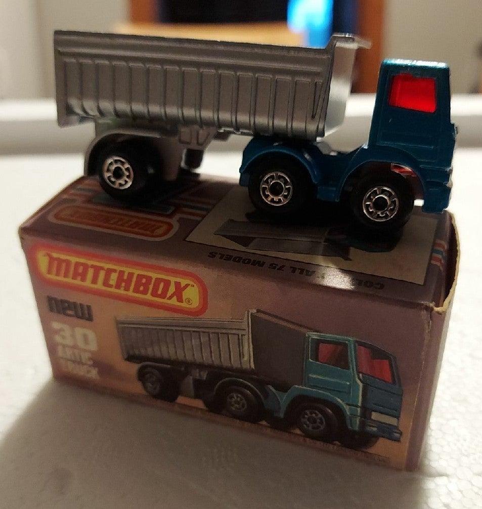 1980 Matchbox #30 Artic Truck !!!