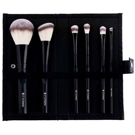 CROWN Pro Makeup Brush Set By Pros