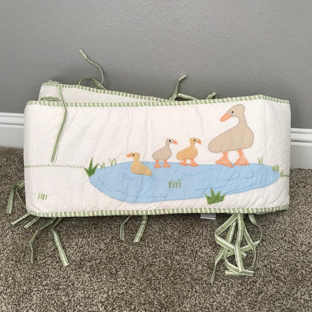 PBK Crib Bumper