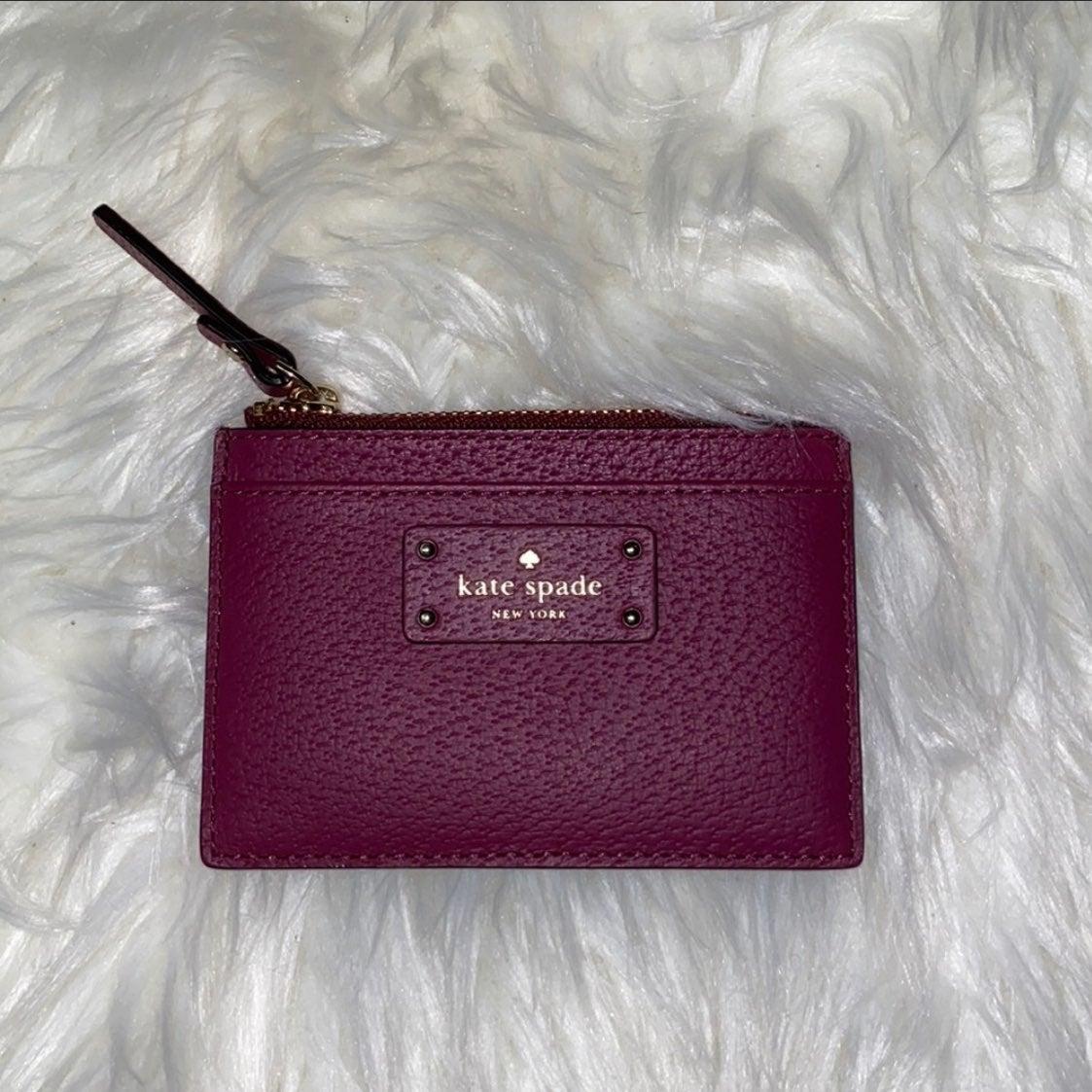 Kaye Spade card wallet