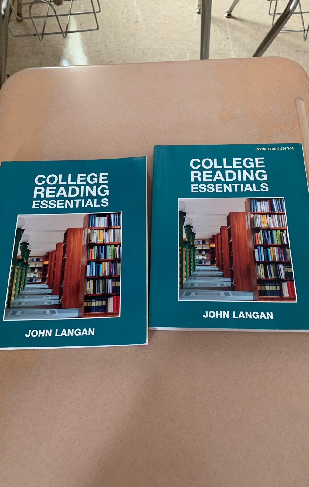 College Readiness Essentials John Langan