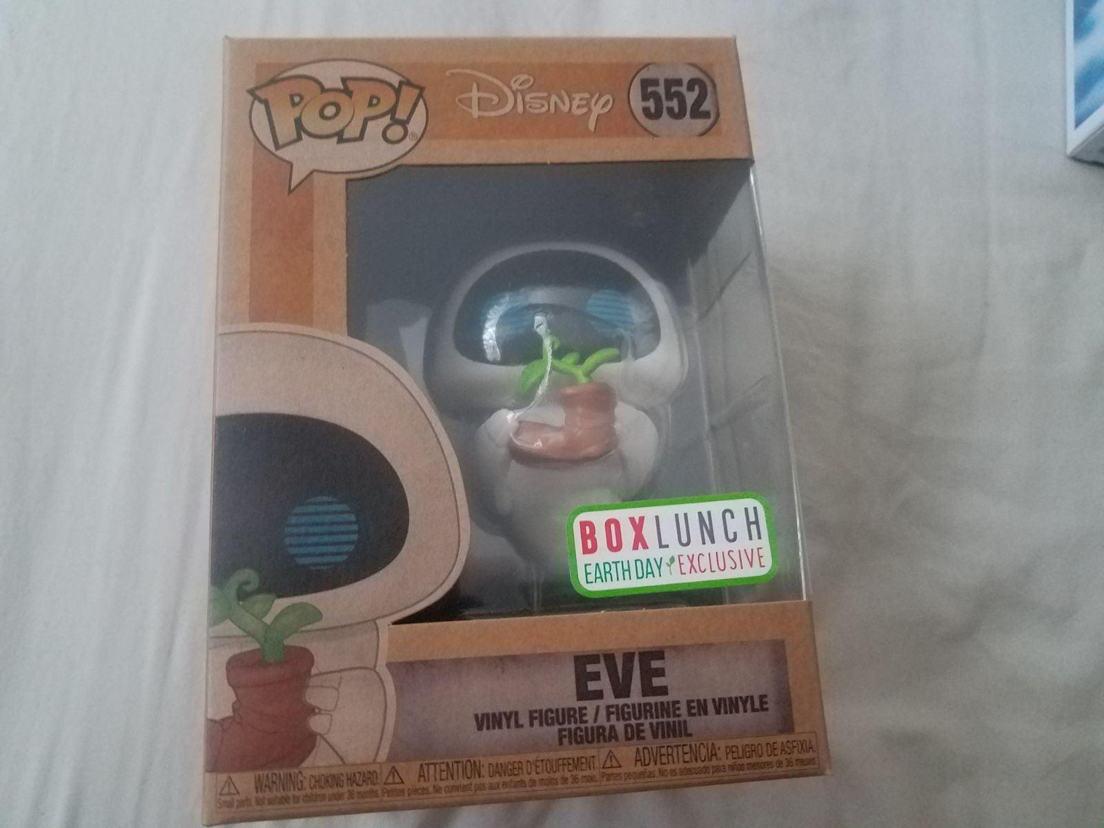 Eve Funko Pop