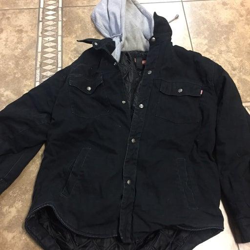 craftsman mens jacket L