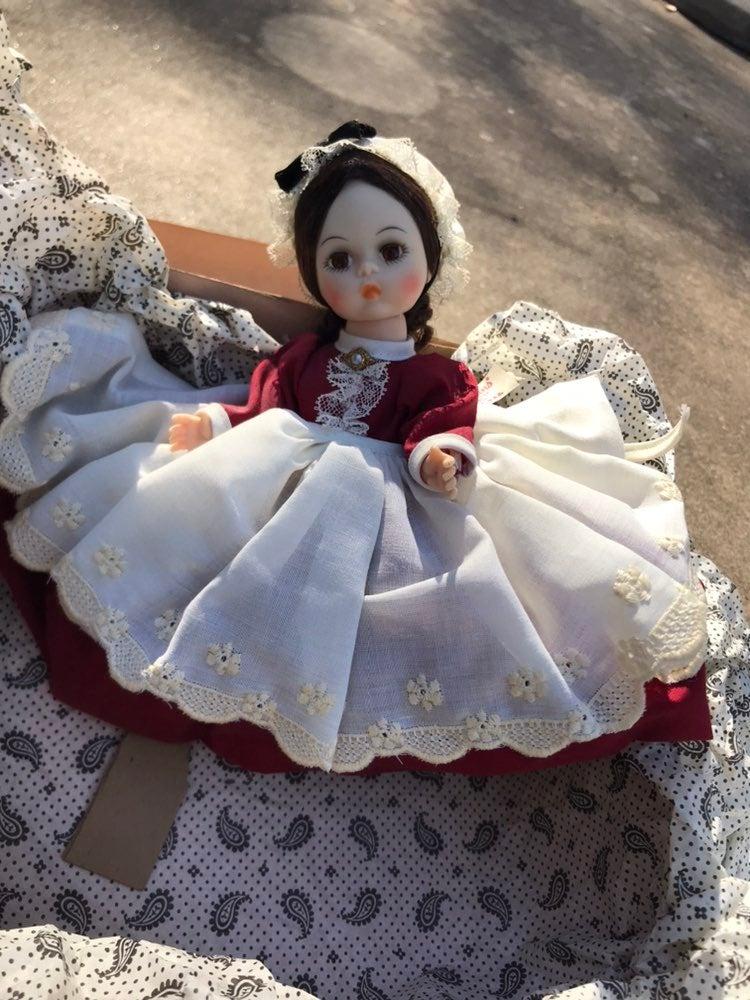 Madame Alexander Little Women Marme