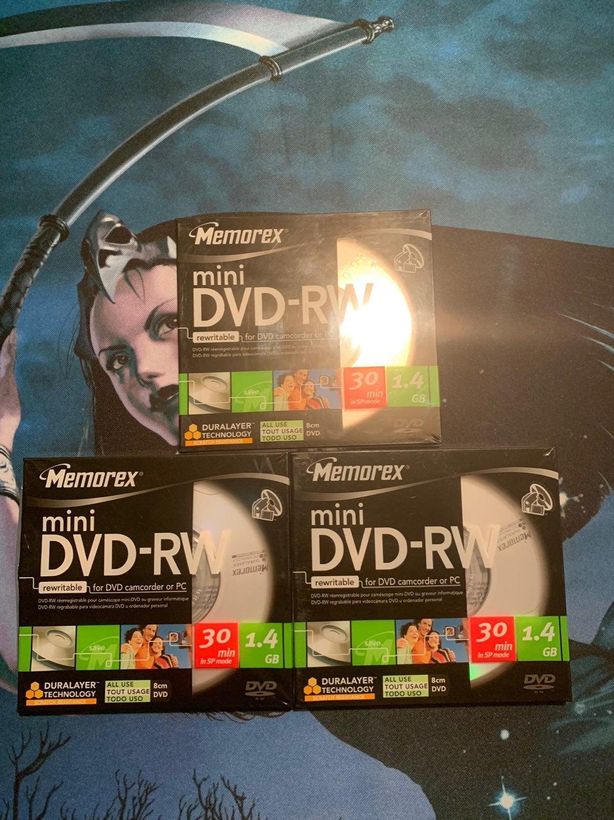 Memorex Mini DVD-RW