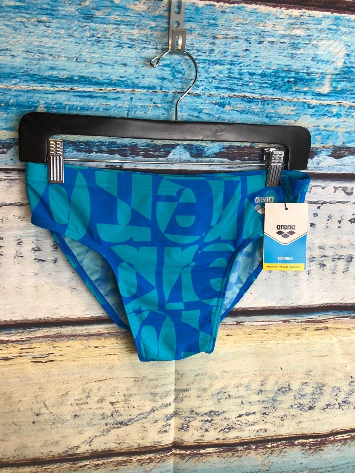Arena Training Brief Swimwear Mens 34 NW