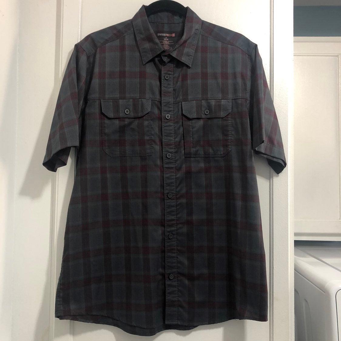 Swisstech Button Front Shirt