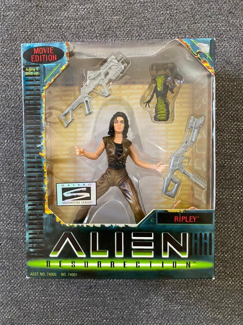 Aliens Resurrection Ripley Action Figure