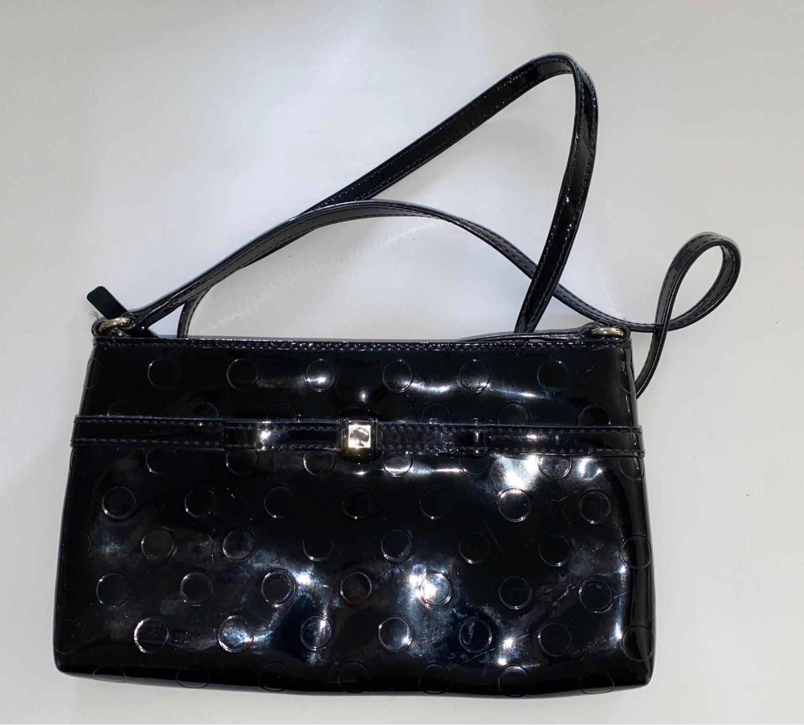 Kate Spade black crossbody bags