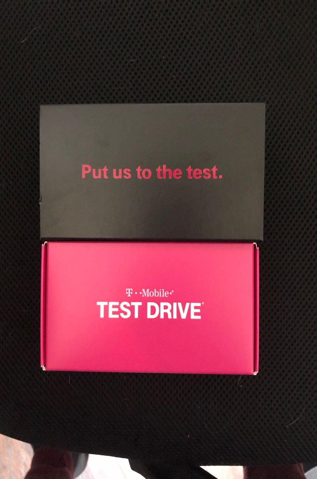 T-Mobile Test Drive WiFi Hotspot 30 GB &