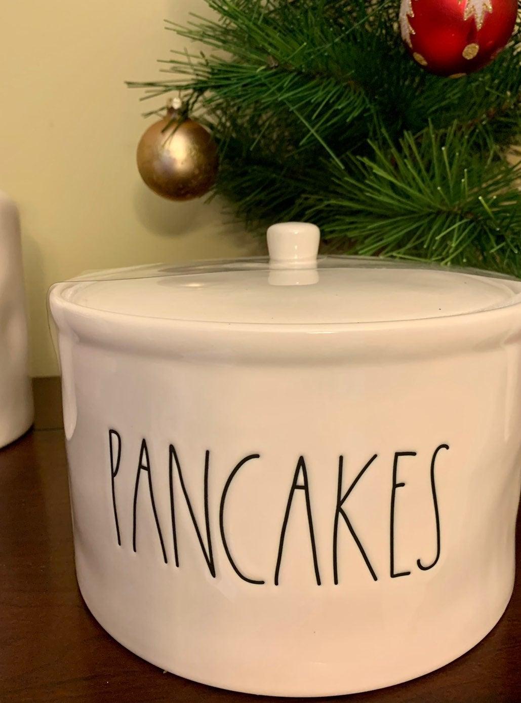 Rae Dunn Pancakes