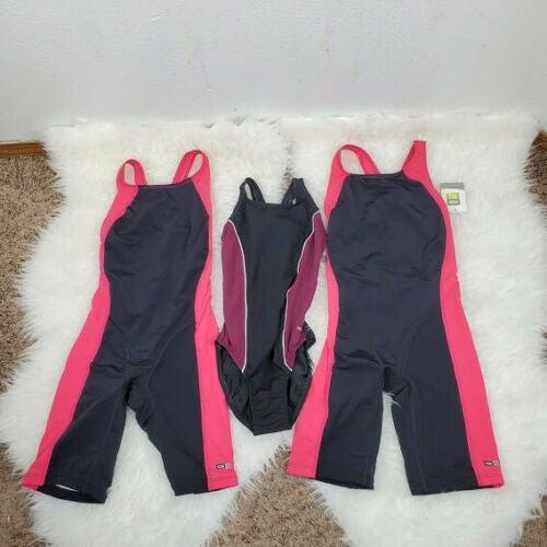EQ Swimwear Womens One Piece Body Suit