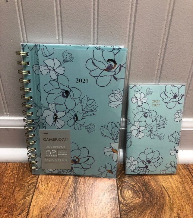 Cambridge Weekly/Monthly Planners