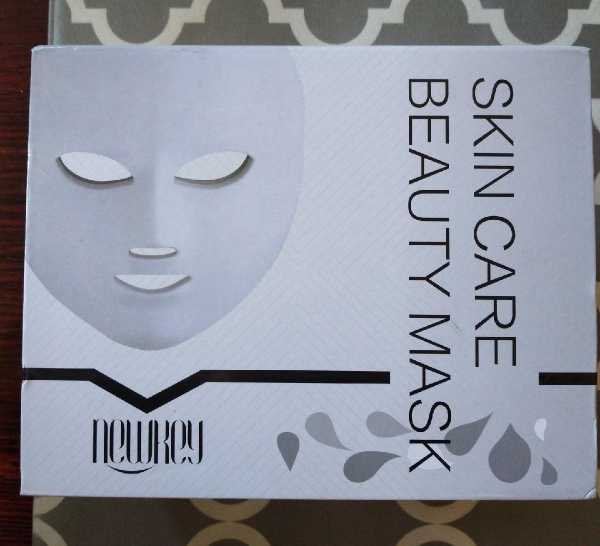NewKey LED Light Therapy Beauty Mask