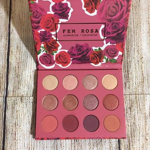 Colourpop Fem Rosa She Palette