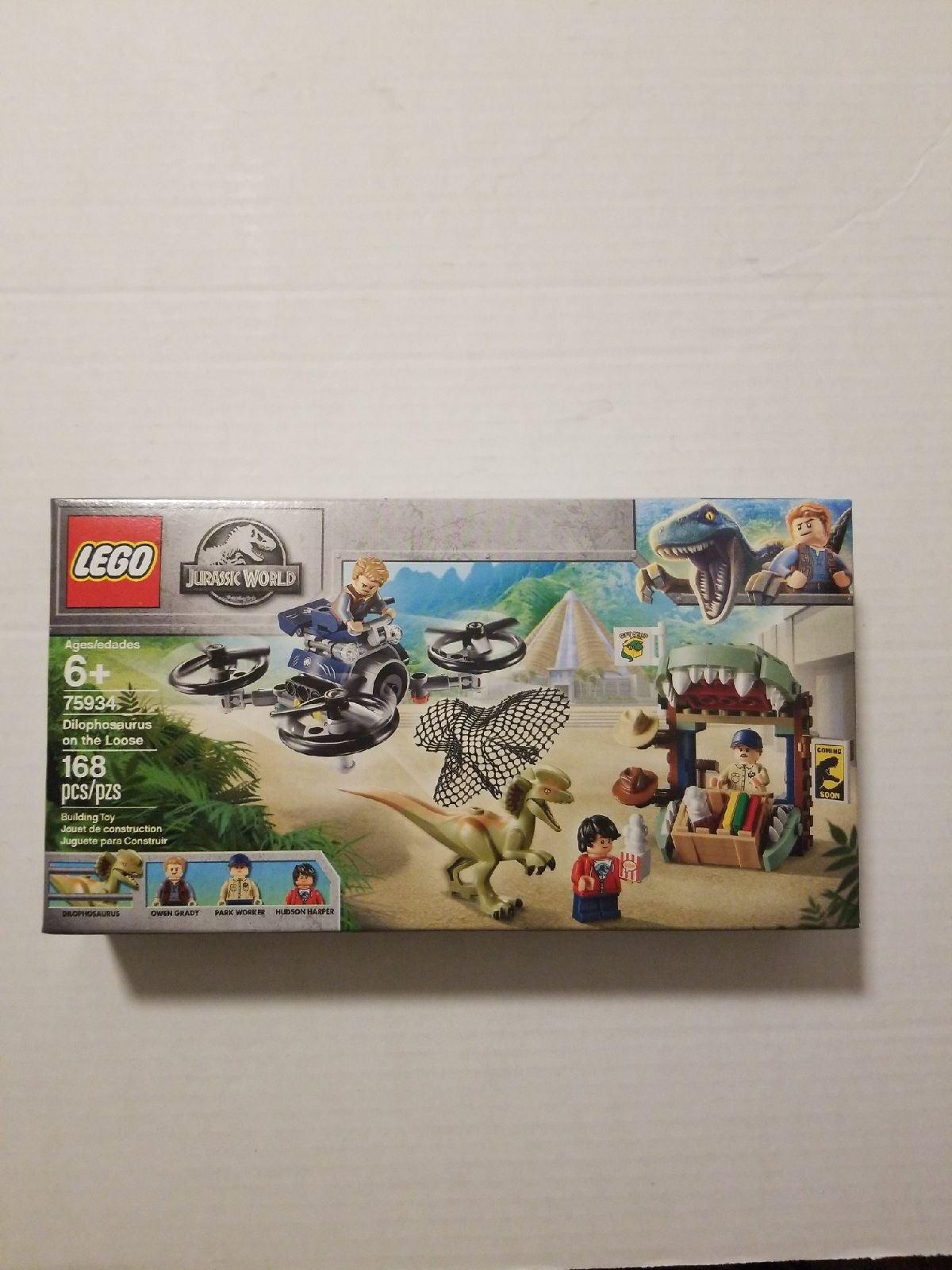 LEGO - Jurassic World 75934