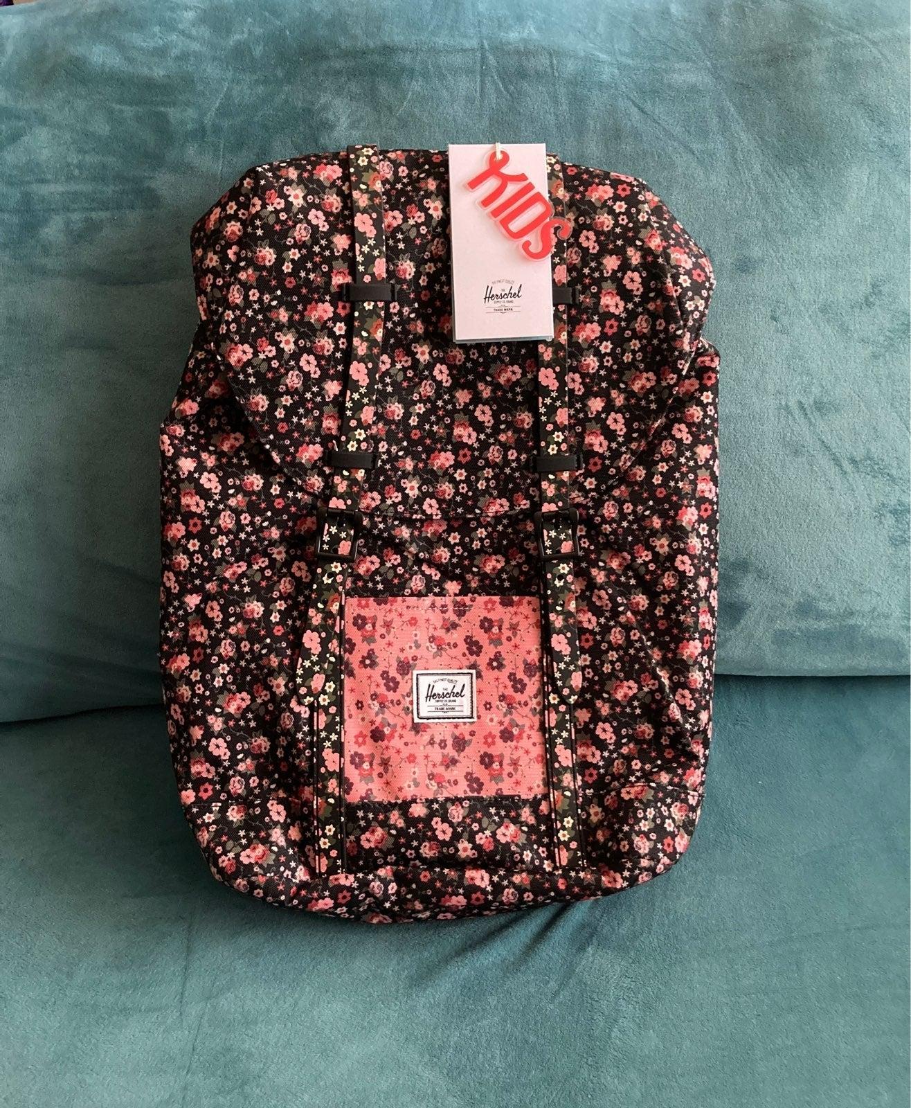 Brand new Hershel supply backpack