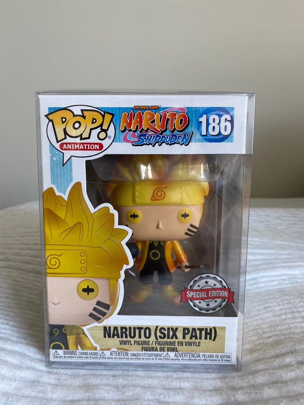 Naruto (Six Path) Funko Pop Hot Topic
