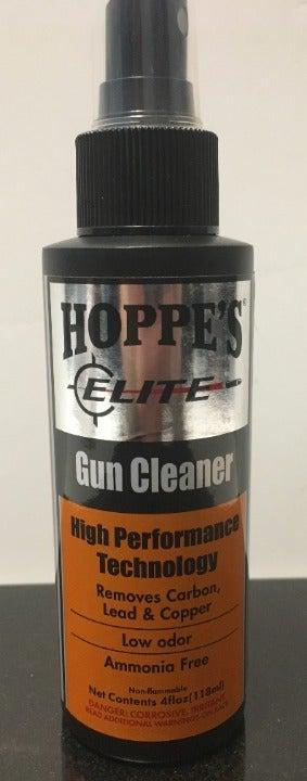 Hoppe's Elite Gun Cleaner 4oz High Perf