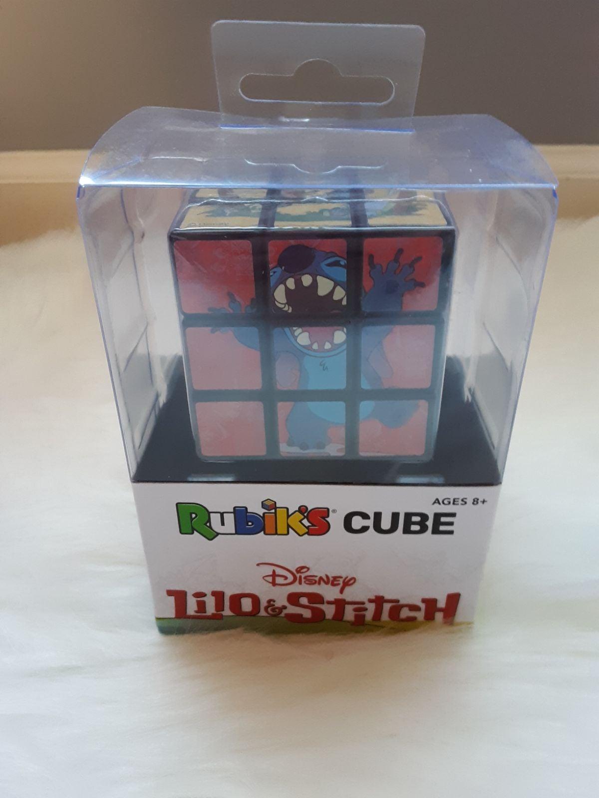 Brand New Lilo & Stitch Disney Rubiks Cu