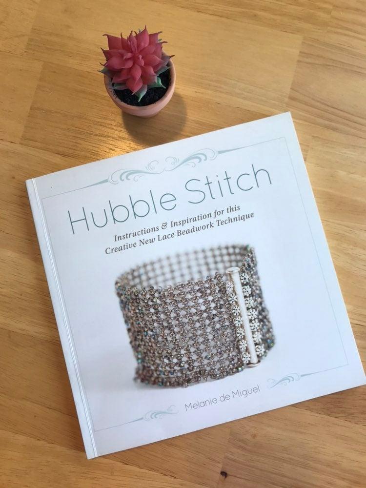 Hubble Stitch: Lace Beadwork Technique