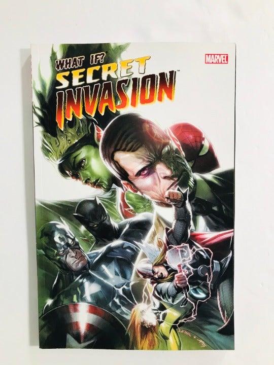 What If? Secret Invasion Marvel Comics