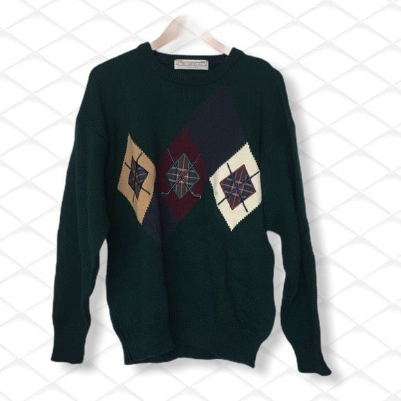 John Ashford Golf Sweater
