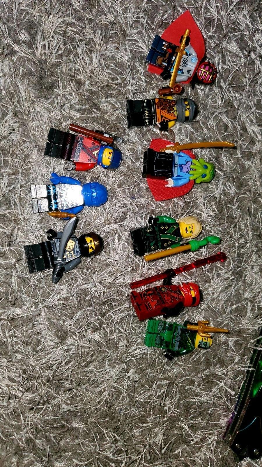 LEGO NINJAGO lot