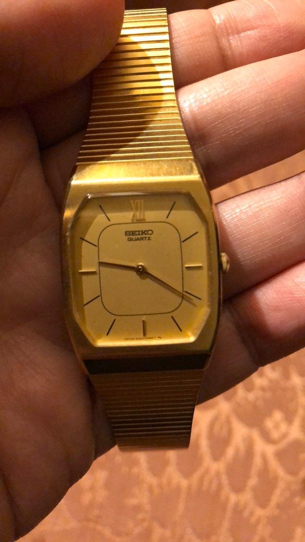 Seiko Quartz Watch Unisex
