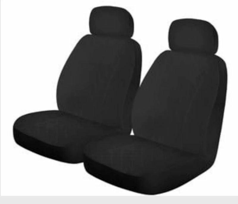 Kraco car covers seat Black
