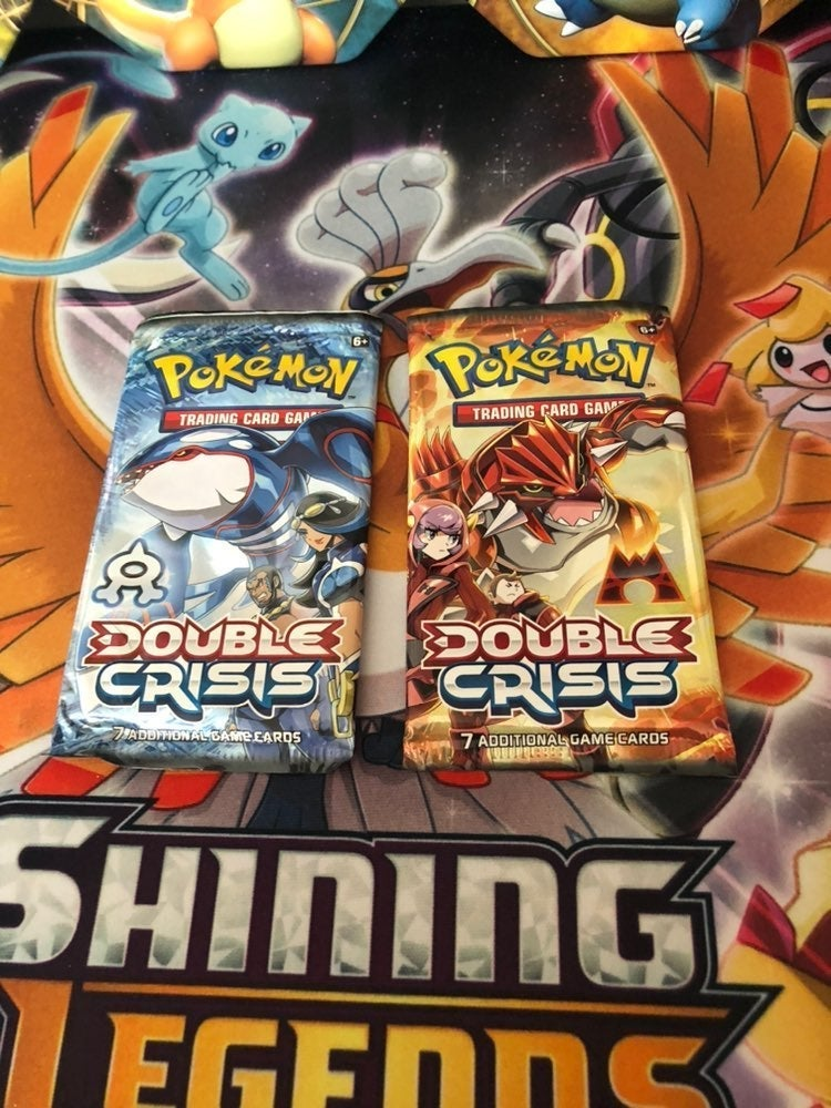 Double crisis booster packs