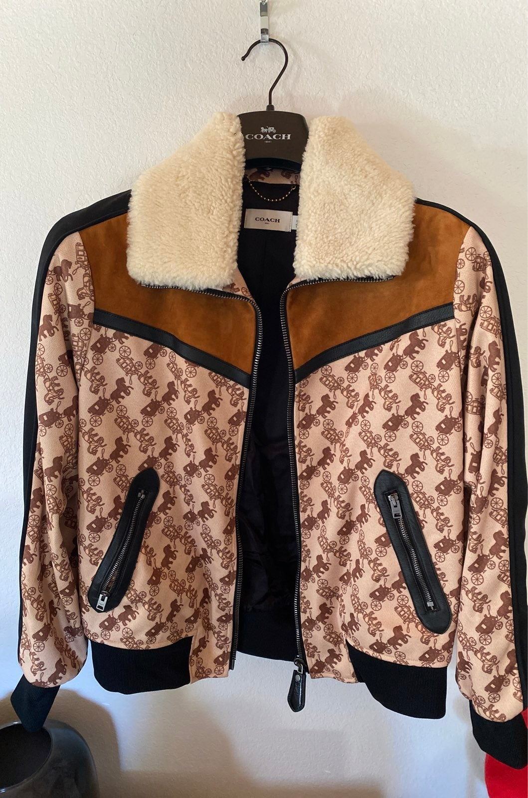 COACH 1941 Horse and Carriage Jacket