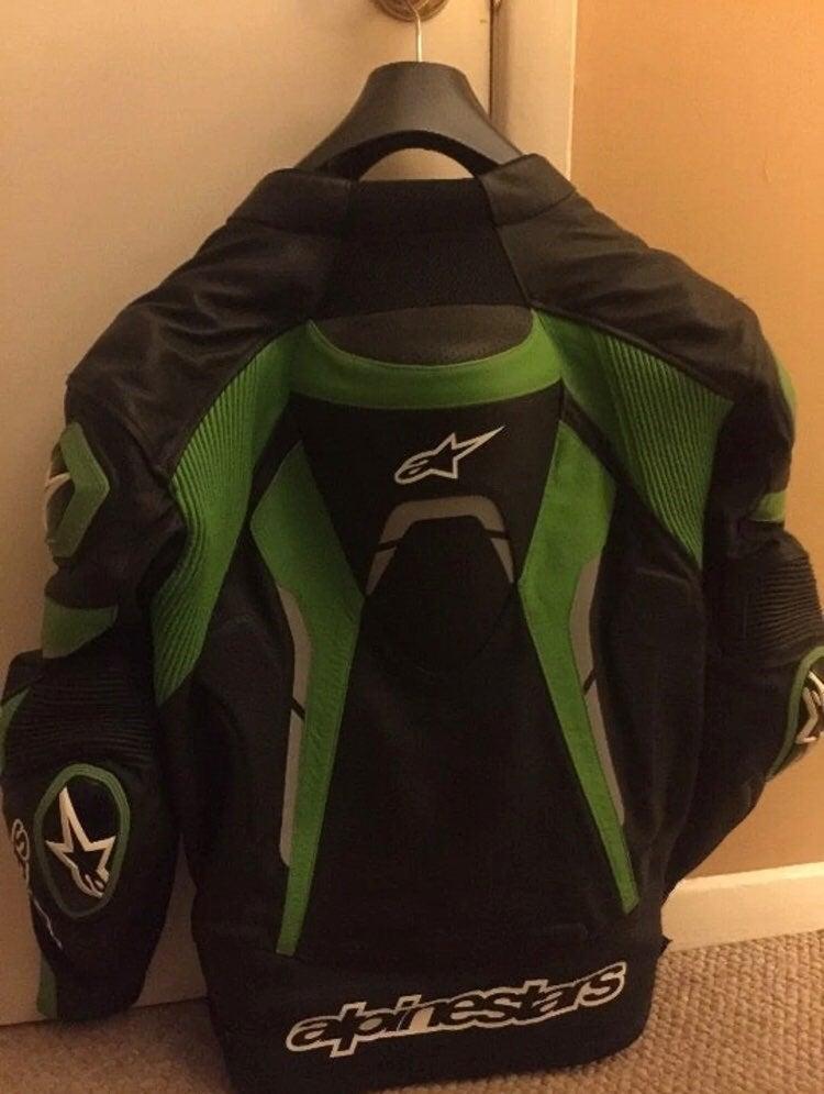Alpinestars GP Leather Jacket