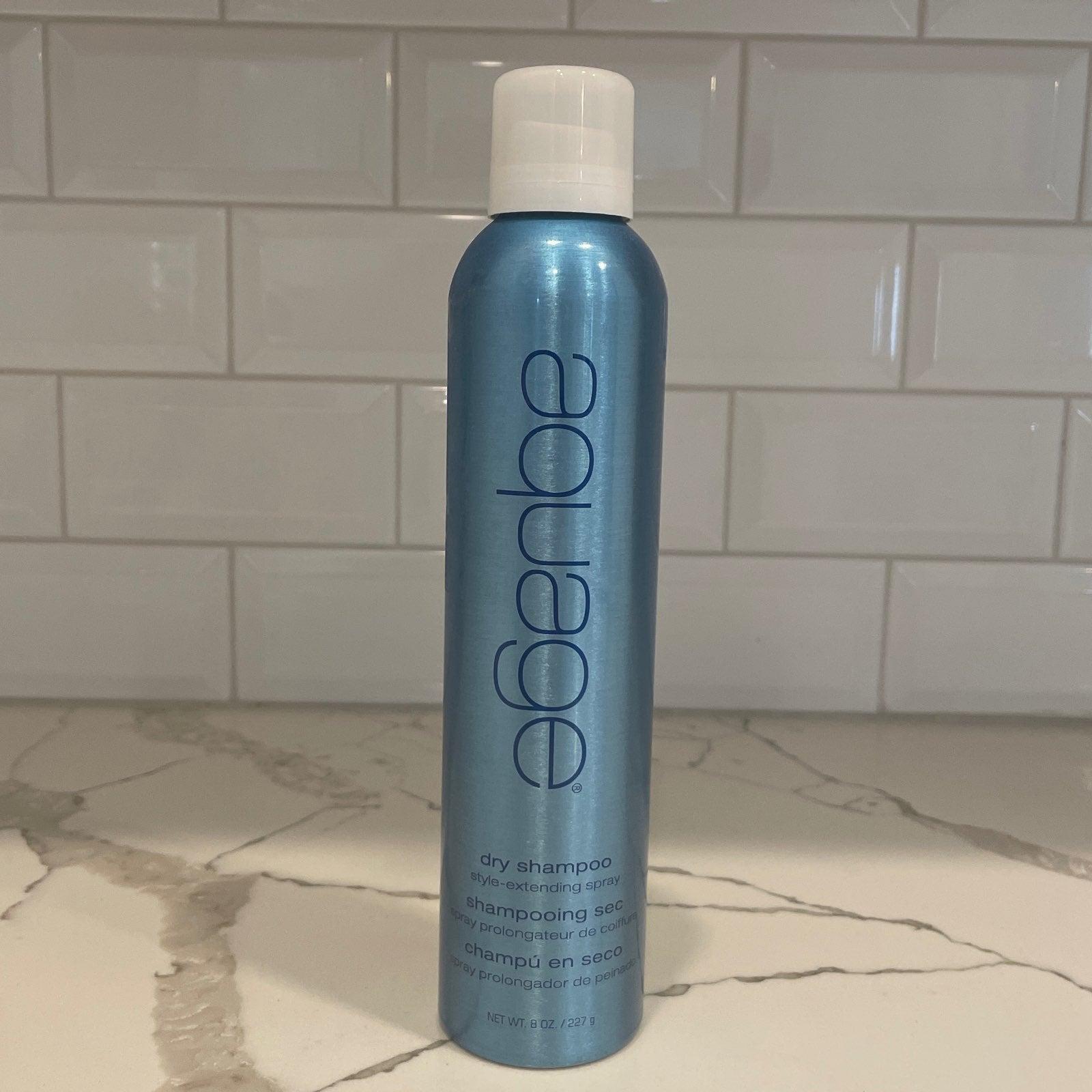 Aquage dry shampoo