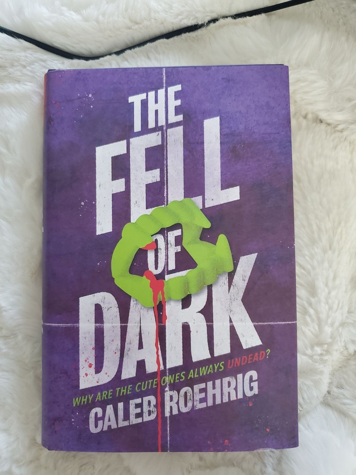 The Fell of the Dark by Caleb Roehrig