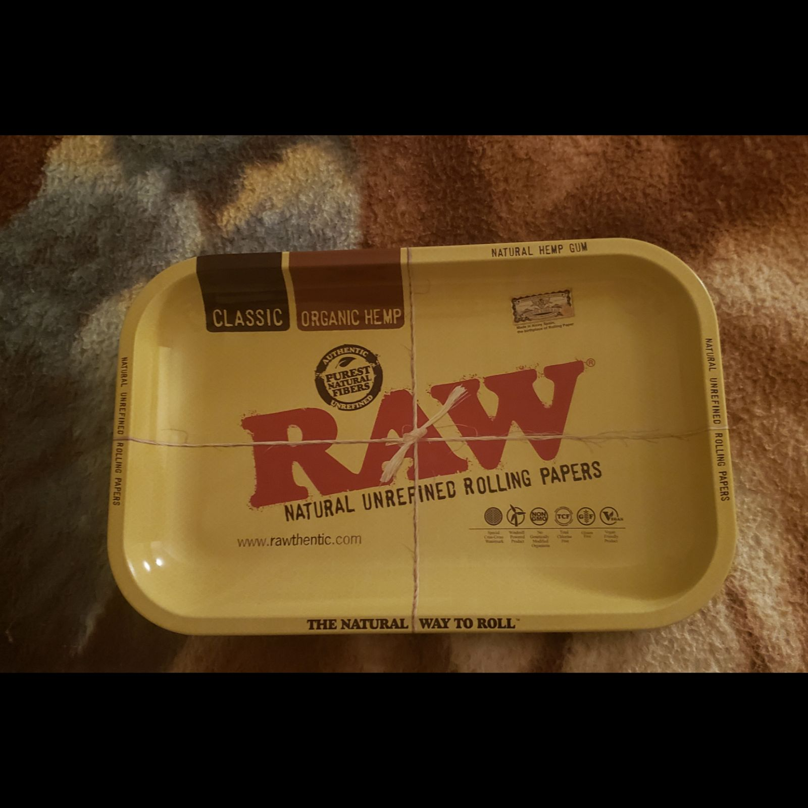 RAW Surface Tray