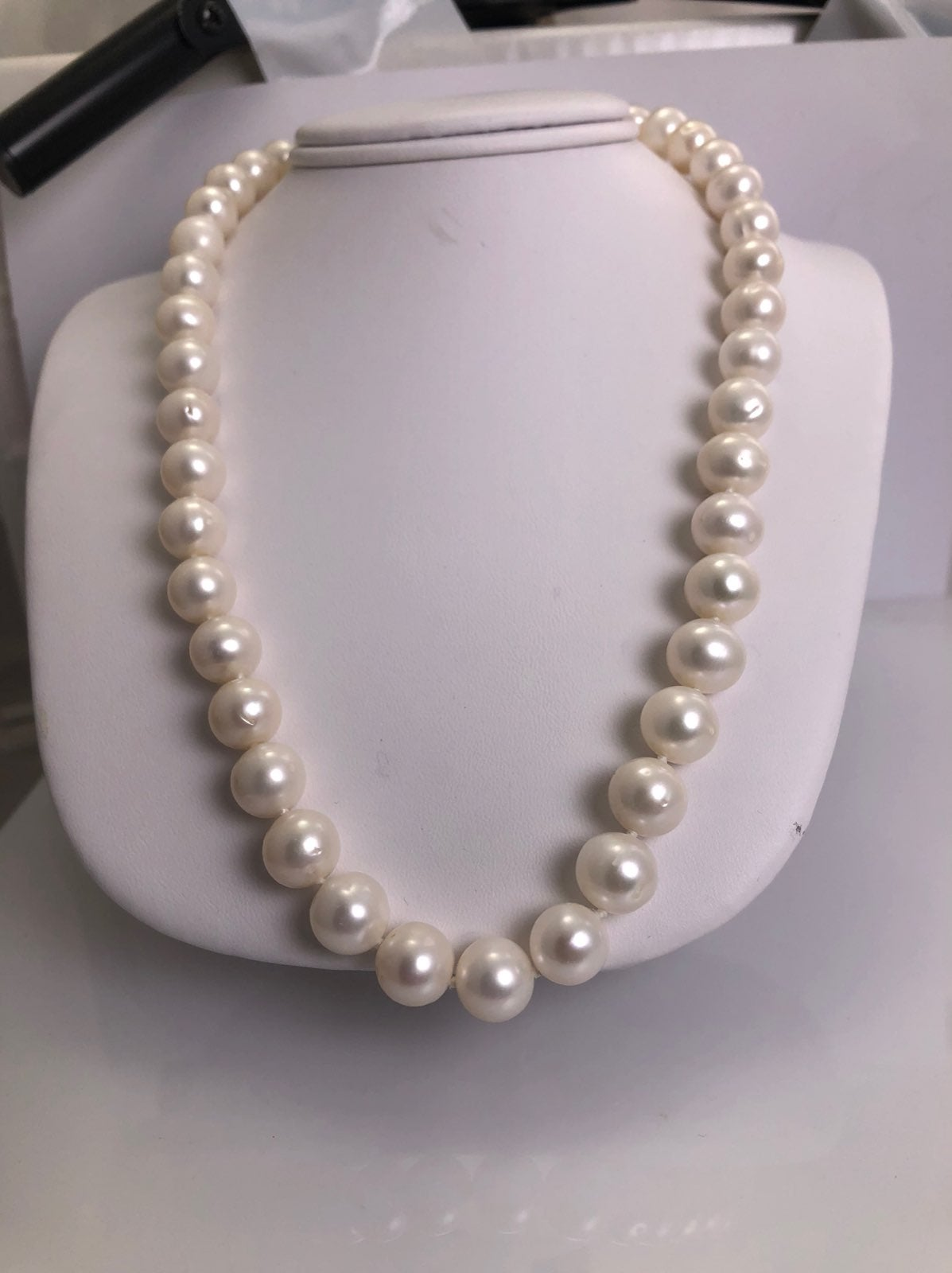 Pearl Necklace 9.5-10.5 mm