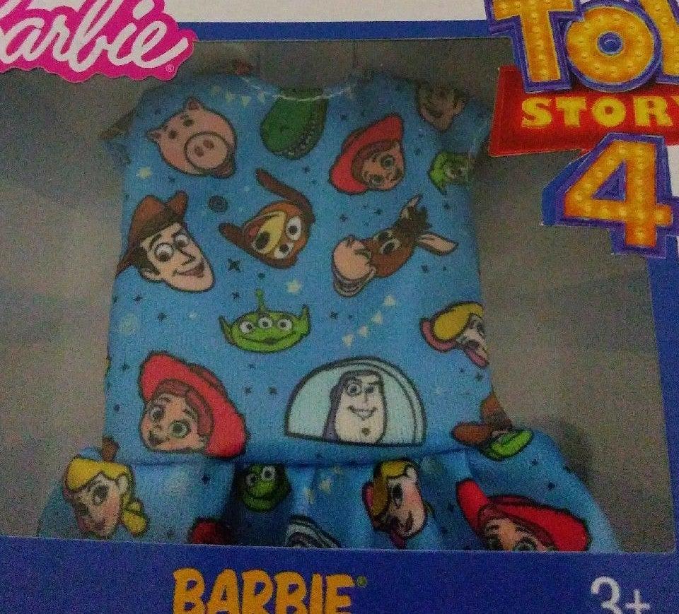 Barbie Toy story shirt nib