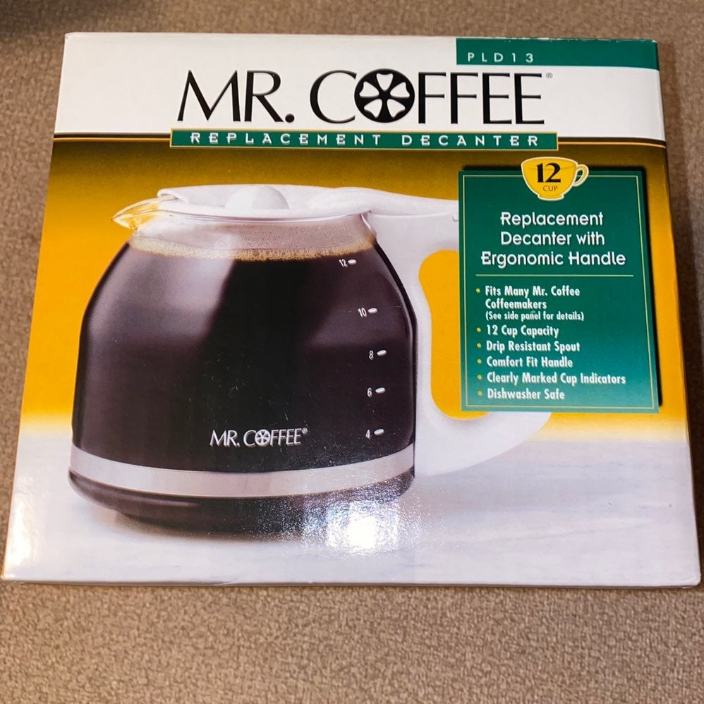 Mr. Coffee PLD13 Replacement Decanter