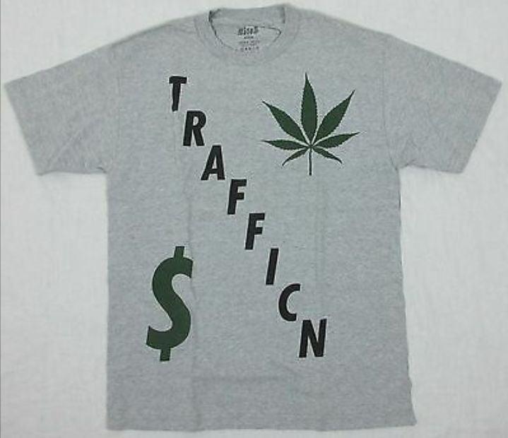 ALIFE Trafficin' GREY Tee T Shirt