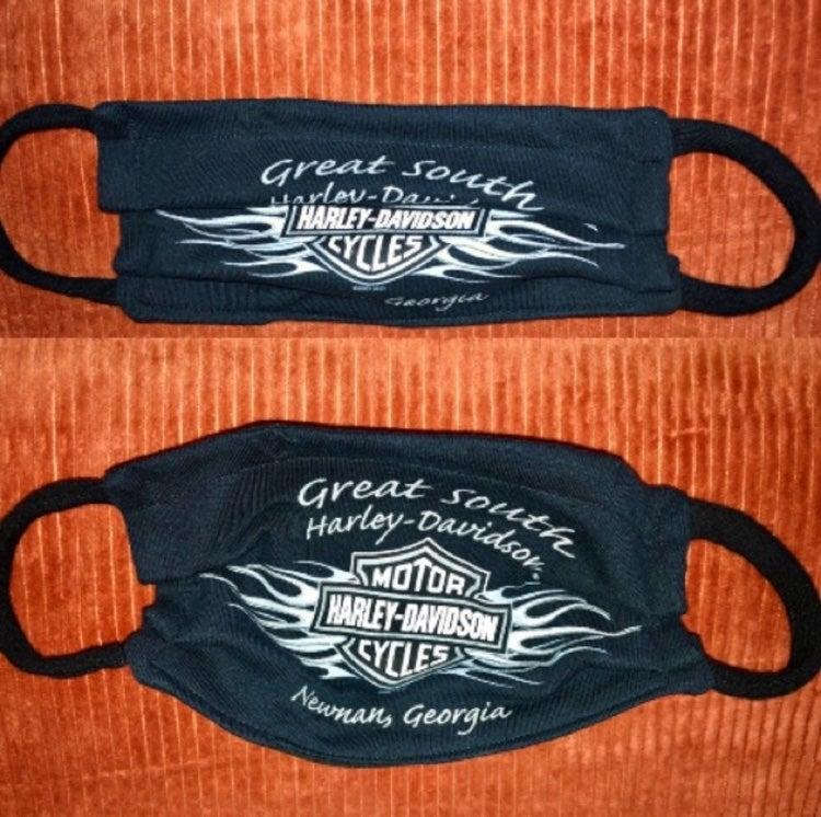Harley-Davidson Mask