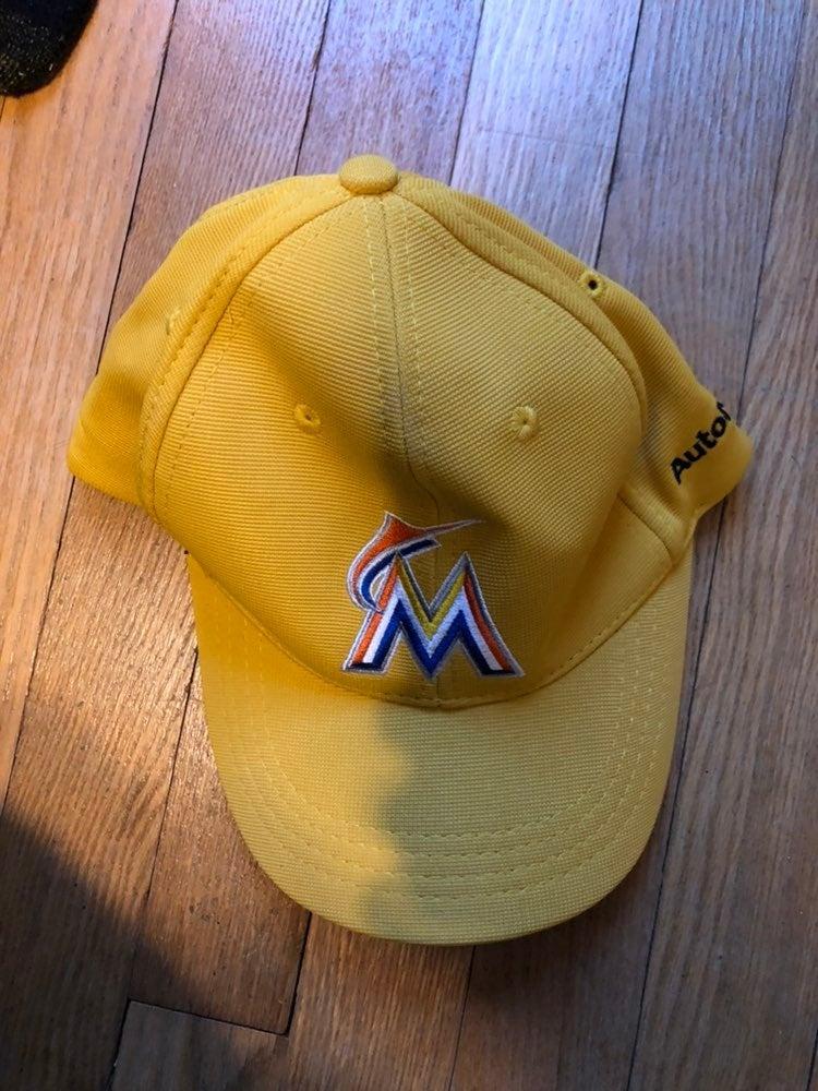 Miami marlins hat