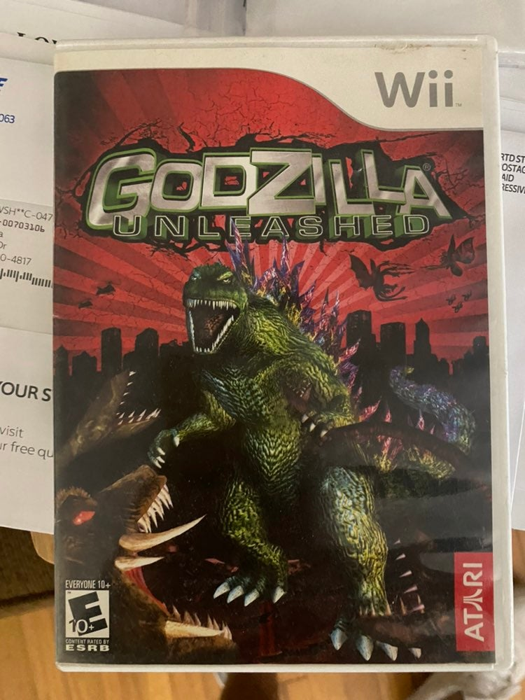 Godzilla: Unleashed on Nintendo Wii