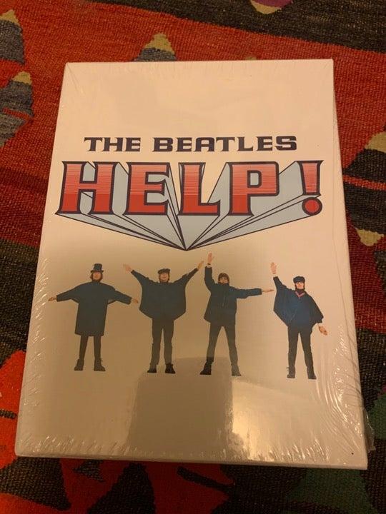 The Beatles-Help! 2DISC DLX MINT
